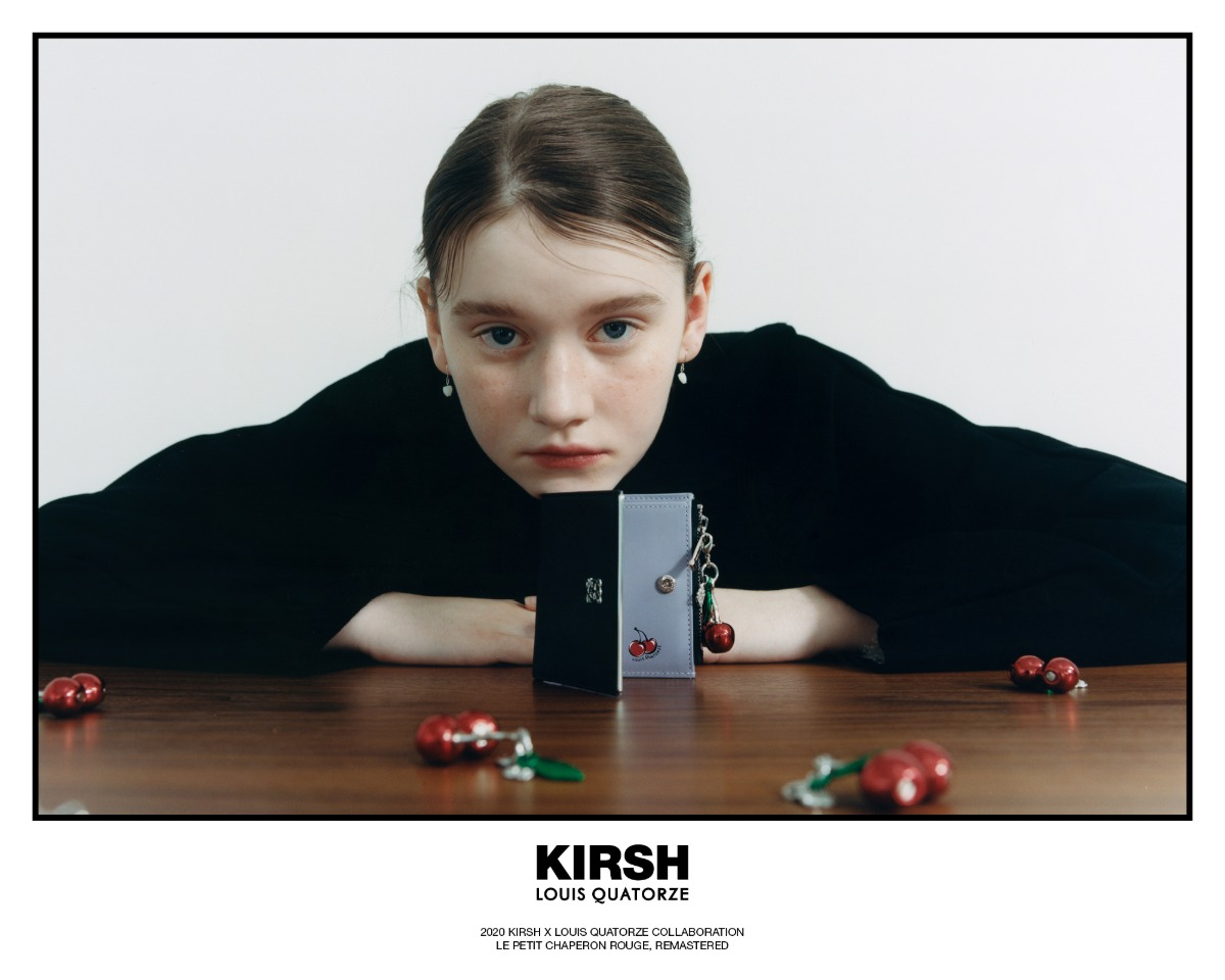 KIRSH X  LOUIS QUATORZE COLLABORATION