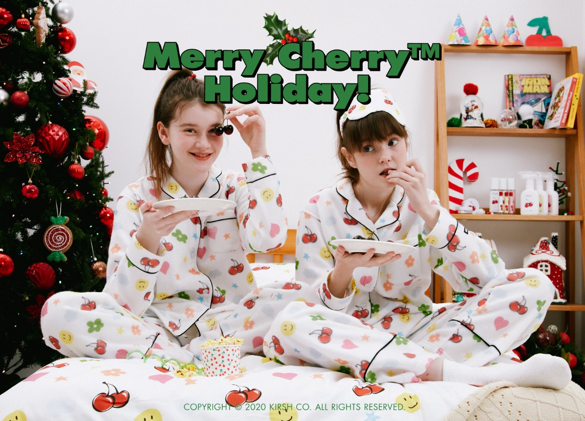 MERRY CHERRY HOLIDAY